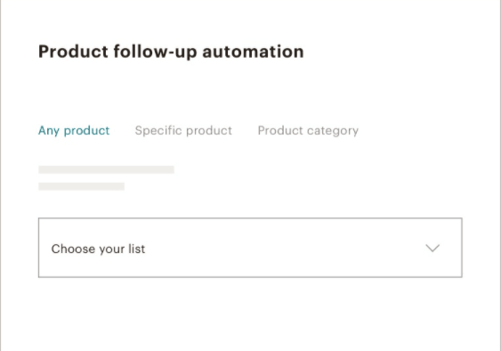 Follow up automation