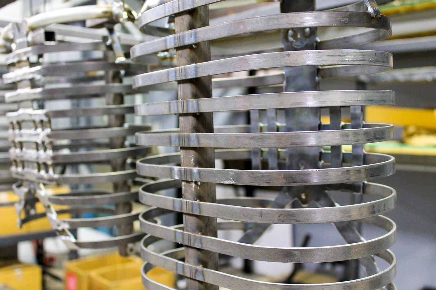 Rib Cage Sculpture