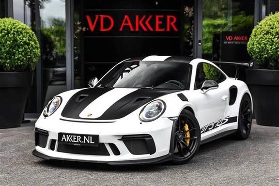 Porsche 911 GT3 RS PCCB+SPORTCHRONO+AKRAPOVIC+CAMERA