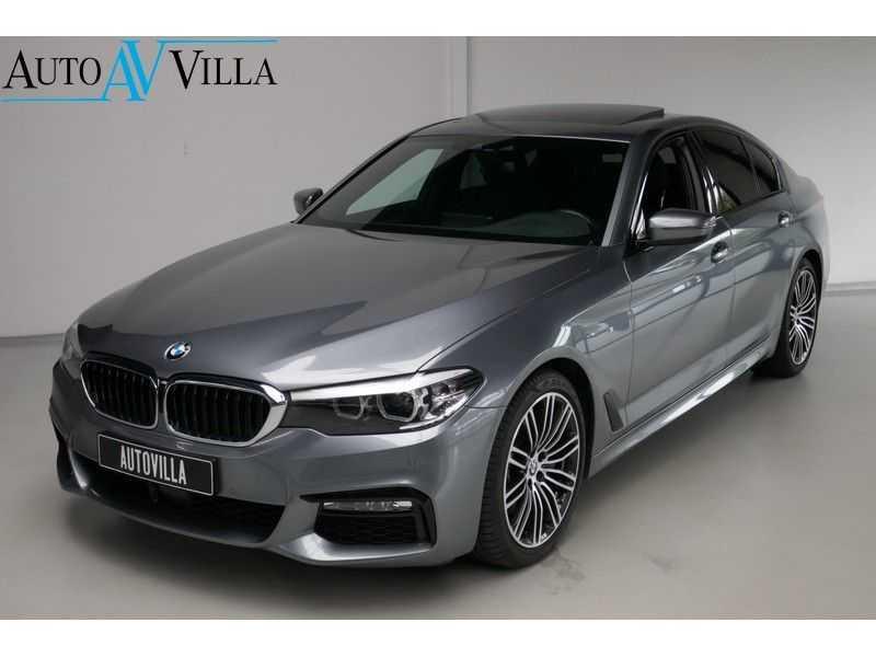 BMW 5 Serie 530d High Executive M-Sport afbeelding 25
