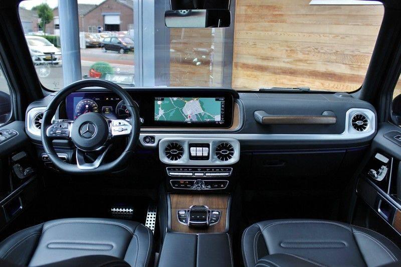 Mercedes-Benz G-Klasse 500 4.0 V8 422pk **360/Distronic/Schuifdak/Trekhaak/DAB** afbeelding 12