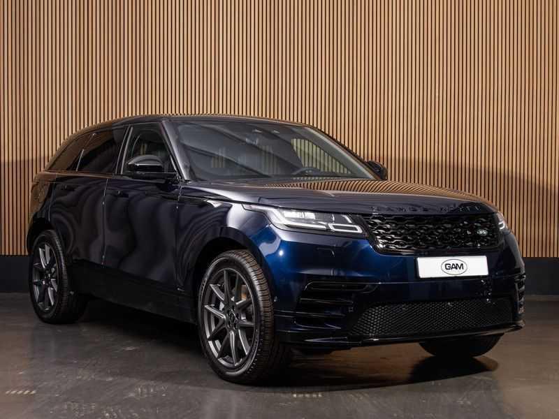 "Land Rover Range Rover Velar 2.0 P400e R-Dynamic SE HUD, ACC, 21"", PANO afbeelding 10"