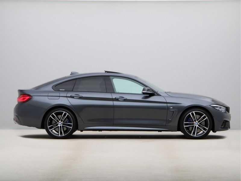 BMW 4 Serie Gran Coupé 430i High Executive M-sport afbeelding 9