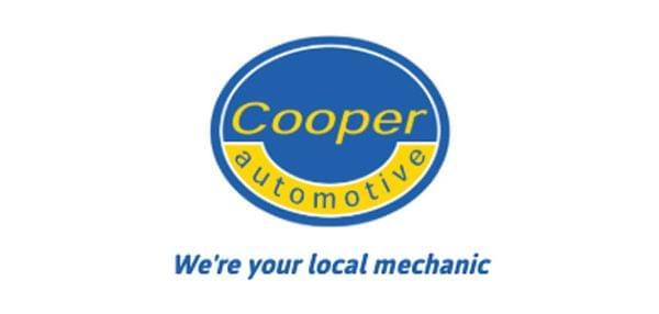 Cooper automotive logo