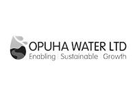 Opuha Water logo