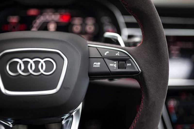 "Audi RS Q8 4.0 TFSI Quattro *RS-Dynamic Plus / Keramisch / Massage / HUD / 23"" / B&O* afbeelding 12"