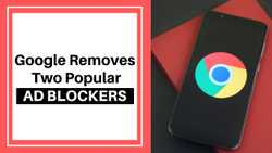 Google Removes Two Popular AdBlockers From Chrome Web Store