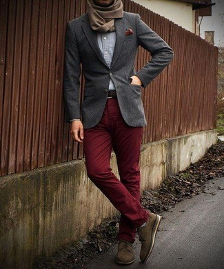 To pants with maroon what wear How to