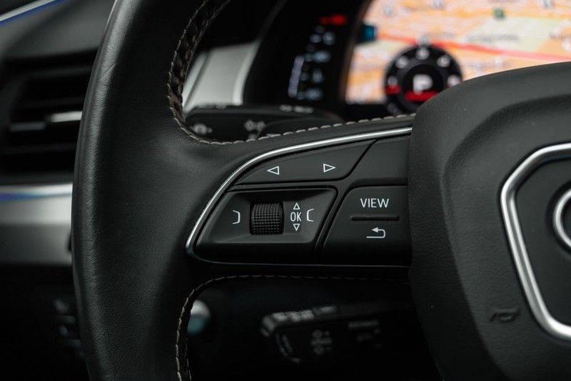 "Audi SQ7 4.0 TDI V8 Quattro 435pk 7 Pers. Panoramadak BlackOptic B&O NightVision Luchtvering ACC ValconaLeder+Memory Matrix Head-Up Navi-High Keyless Trekhaak 22"" Camera Pdc afbeelding 20"