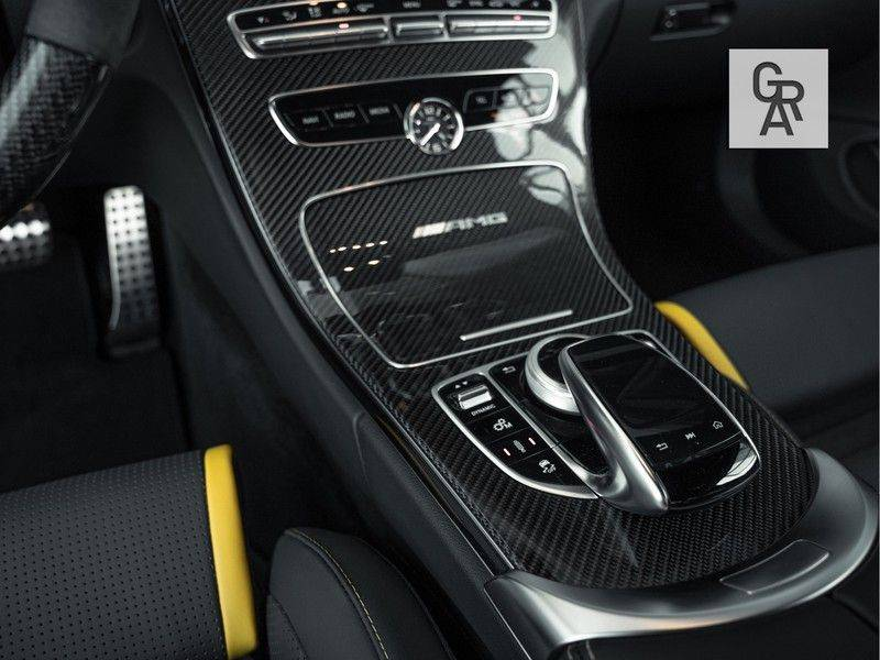 Mercedes-Benz C-Klasse C63 S AMG-klasse 63 AMG S afbeelding 17