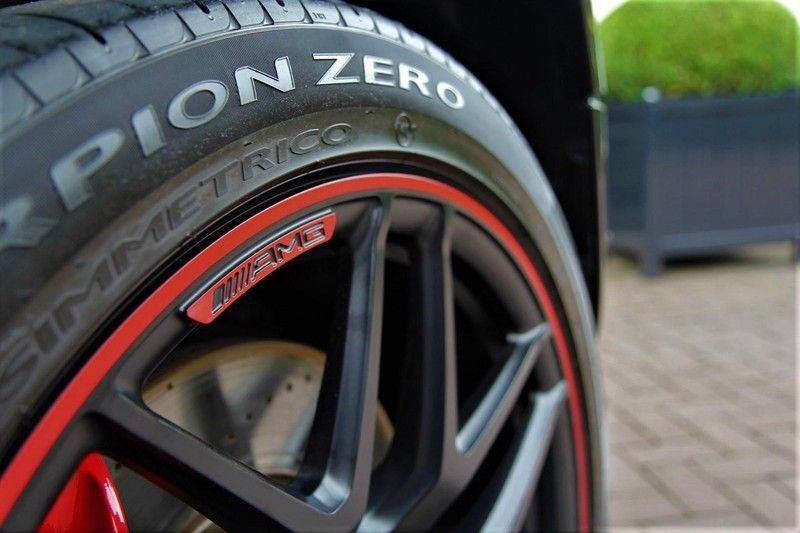 Mercedes-Benz G-Klasse 63 AMG Edition 1 BURMESTER+STANDKACHEL+360GRADEN afbeelding 18