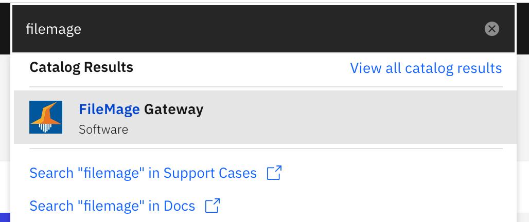 IBM Catalog