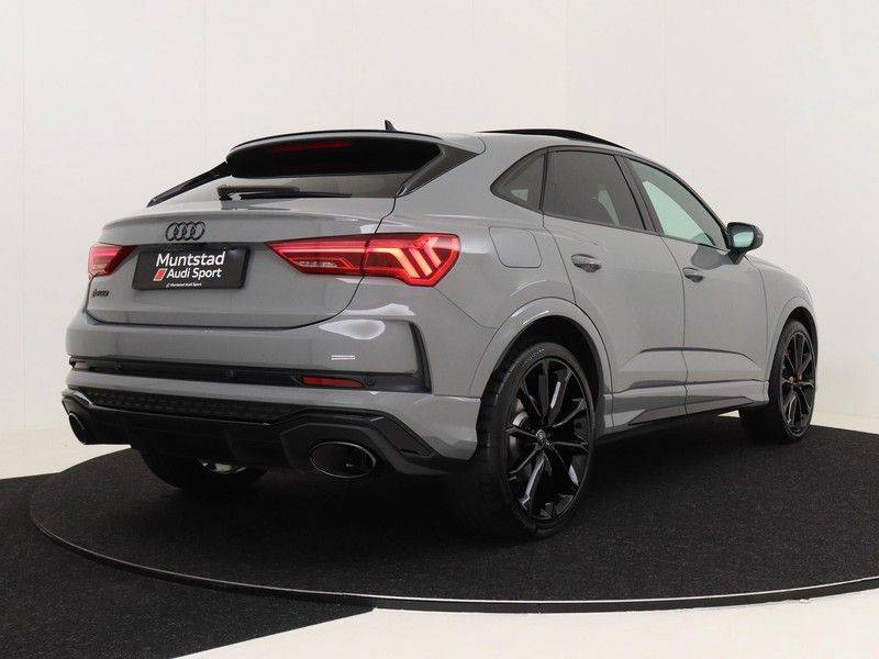 Audi Q3 Sportback TFSI RS 400 pk Pano.Dak   360 Camera   Carbon   Adapt. Cruise   Alcantara Sportstuur   Garantie tot 2026*   afbeelding 5