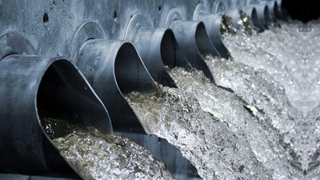 Flowing pipeline