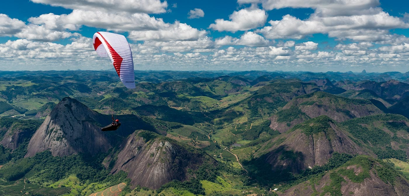 Gin Gliders: paraglider design and manufacture | Gin Gliders