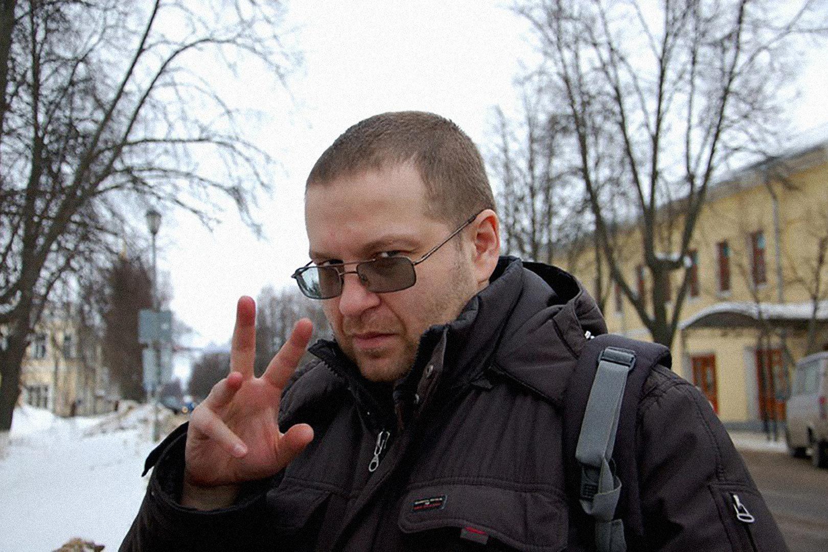Эруард Веркин. Фото: artmoskovia.ru