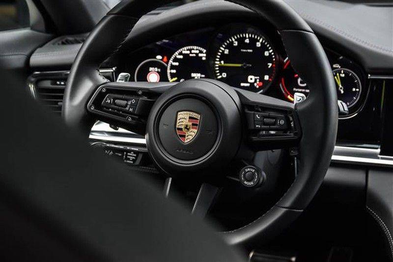 Porsche Panamera 4S E-HYBRID ST SPORTDESIGN+HEADUP+ACC NP. 180K afbeelding 24