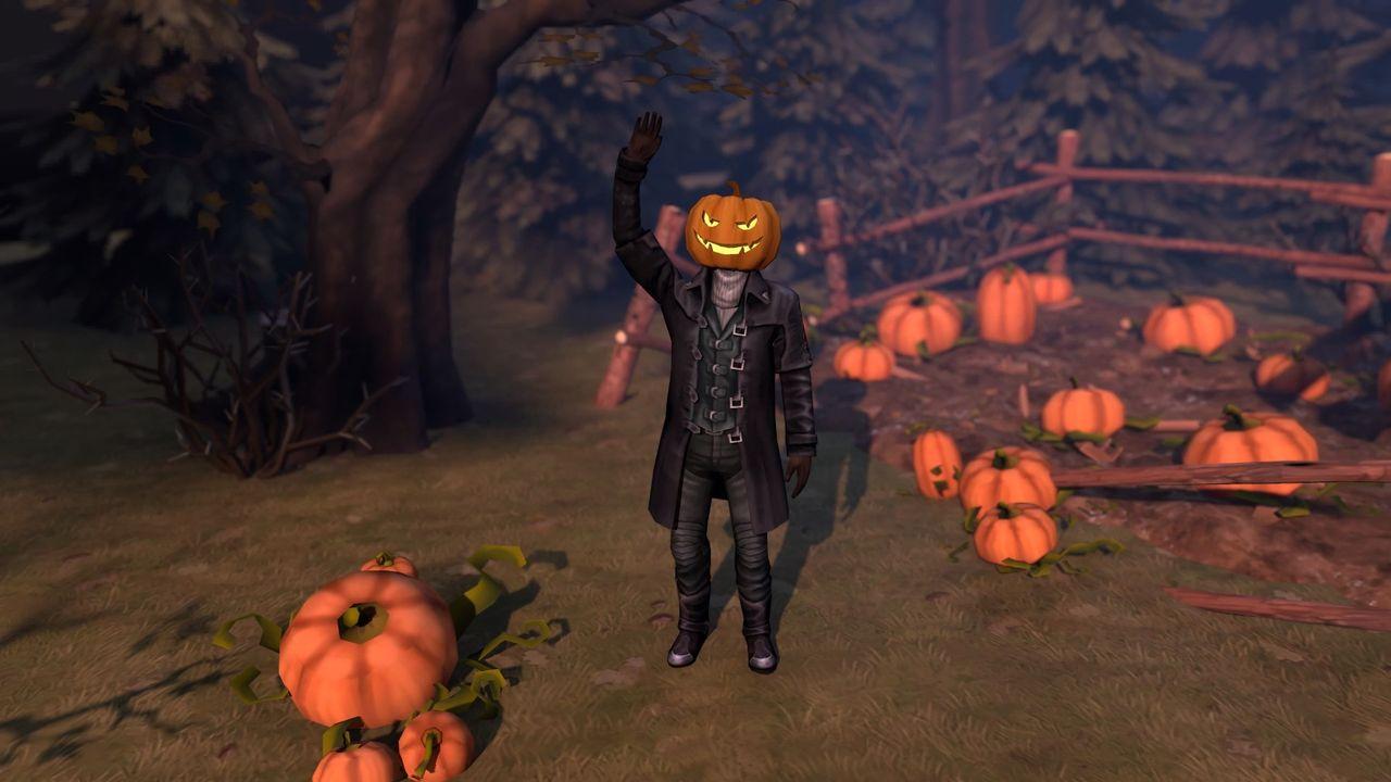 Halloween screenshot Westland Survival