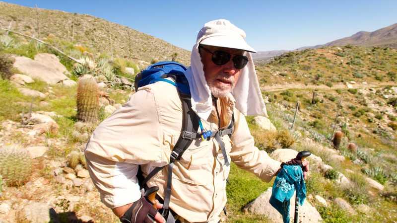 Hiker Bill