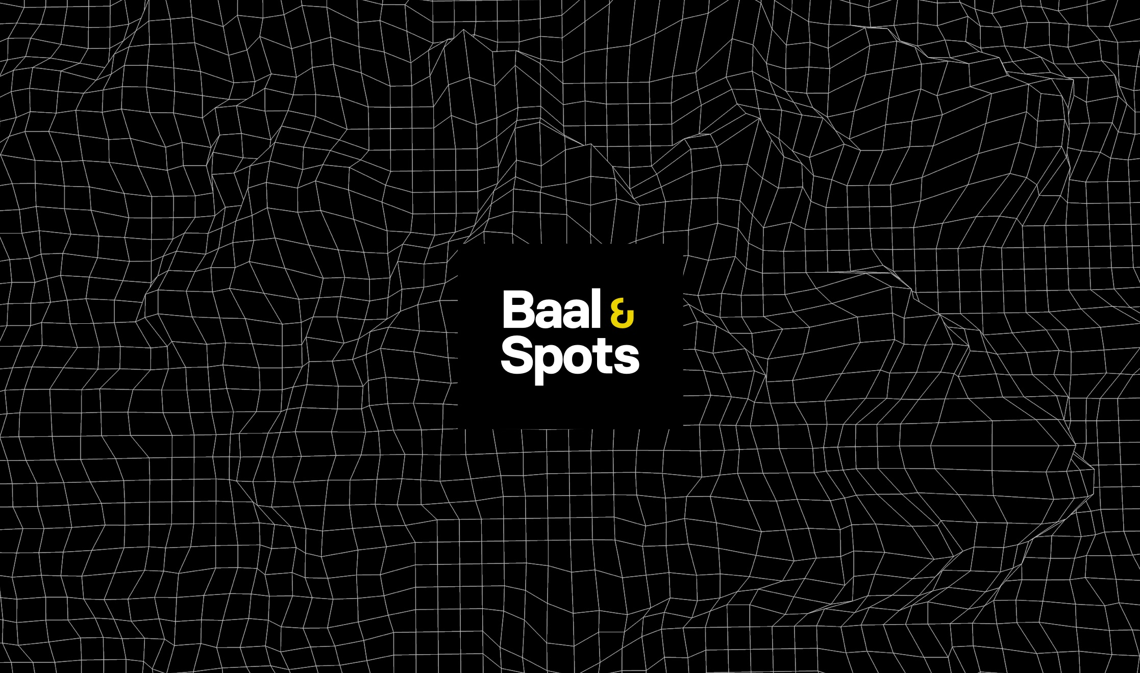 A Letter from the Baal & Spots Founders