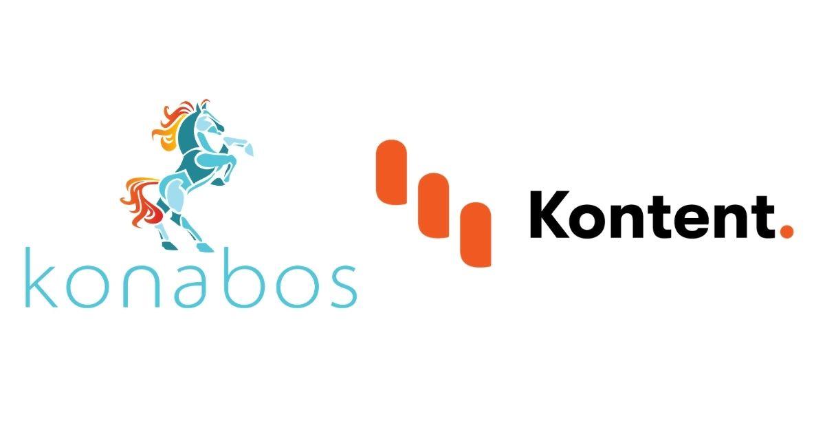 Konabos Becomes Kentico Kontent Qualified Partner