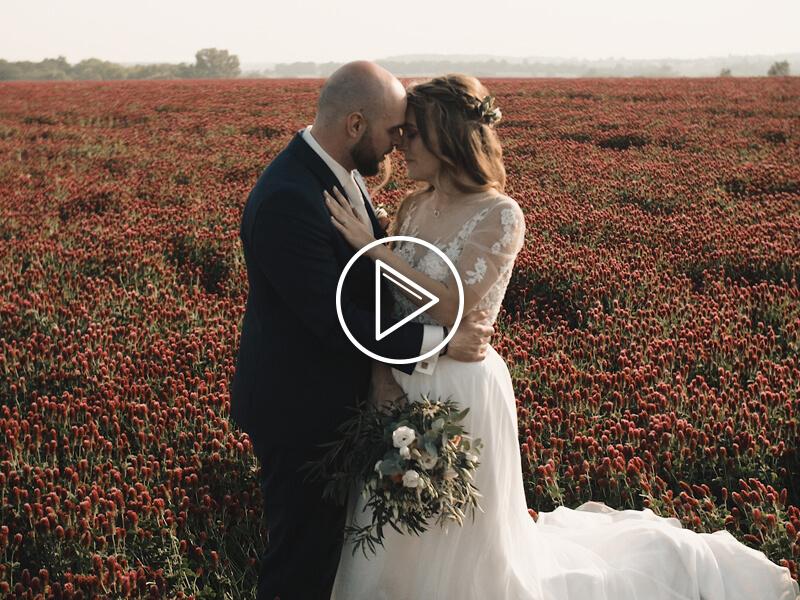 Kristýna a Daniel svatební video