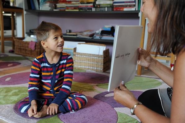 cerebral-palsy-symptoms-mom-teaching-melvin