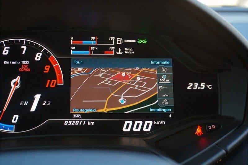 Lamborghini Huracan LP610-4 5.2 V10 Arancio Borealis afbeelding 10