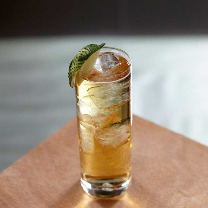 Happy Skipper Cocktail