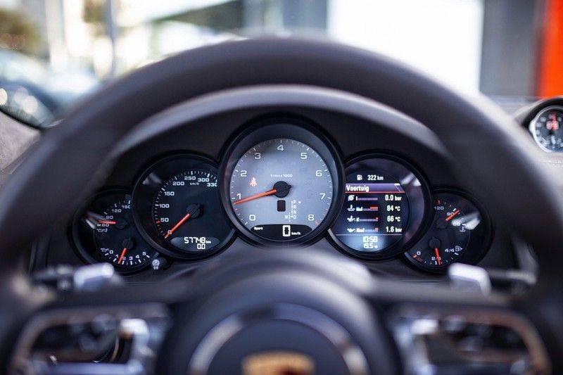 """Porsche 911 991 MKII 3.0 Carrera 4S *BOSE / Schuifdak / PDLS+ / Sport Chrono / 20"""" / Sportuitlaat* afbeelding 8"""