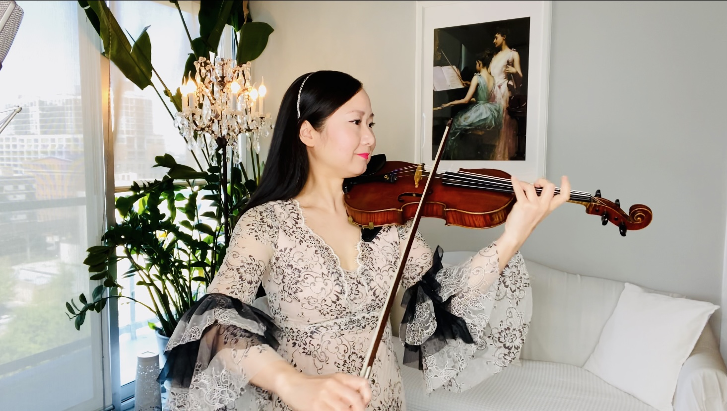 Salut d'Amour Violin & Piano