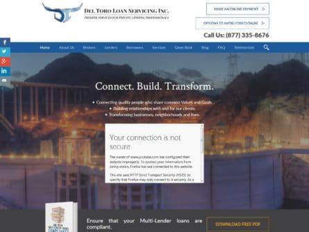 Deltoro Loan Servicing