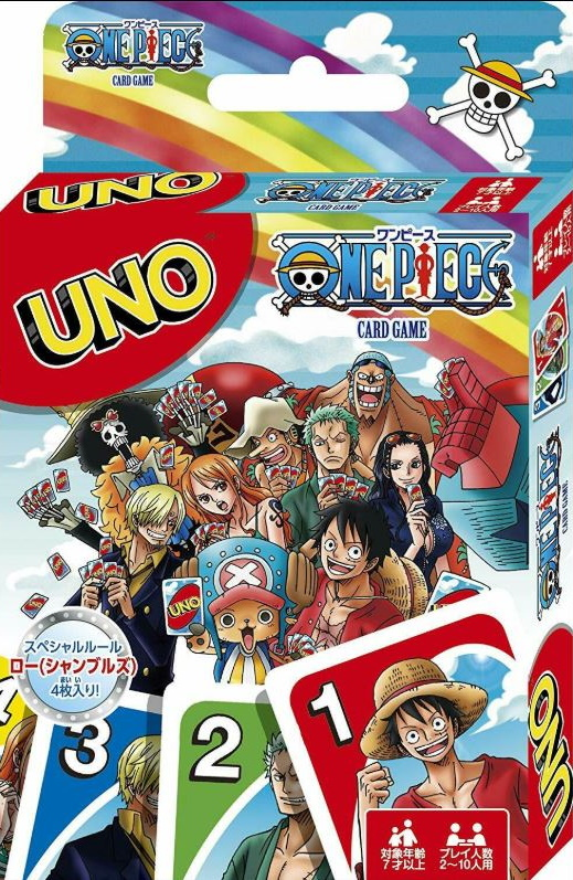 One Piece Uno (2016)