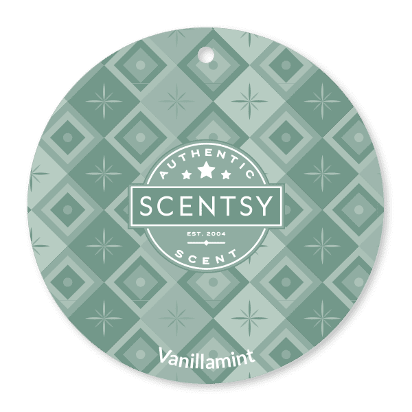 Picture of Vanillamint Scent Circle