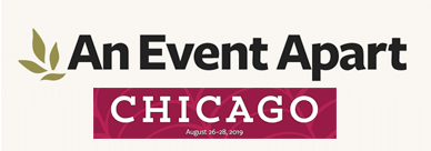 An Event Apart, Chigago, IL 2019