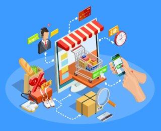 ecommerce graphic