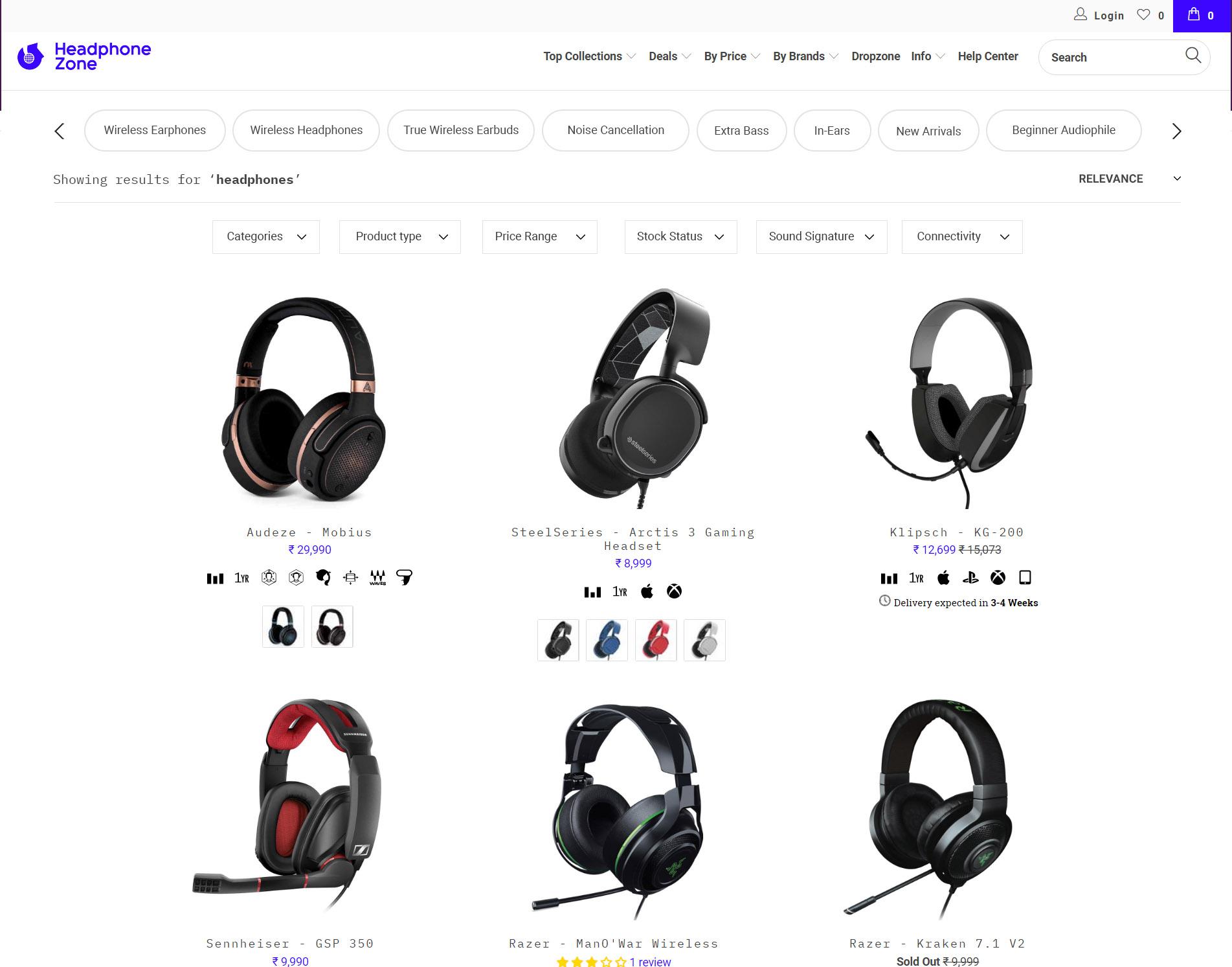 headphonezone