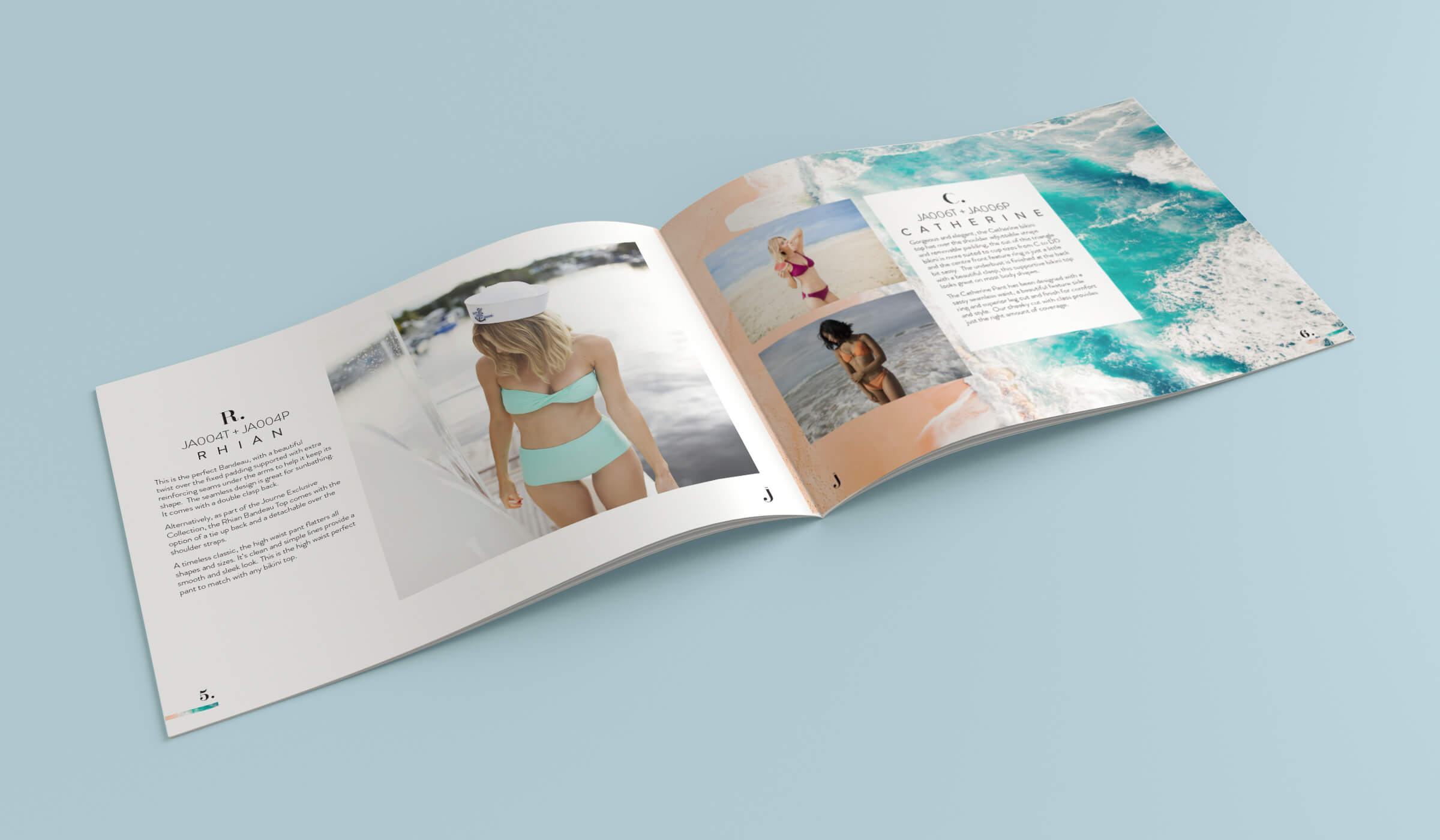 Lookbook Page 6-7