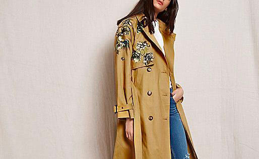 Ravivez l'intemporel trench coat