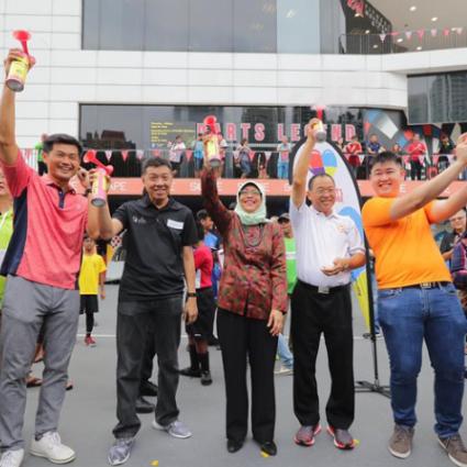 President's Challenge PULSE! Sports Fiesta 2019