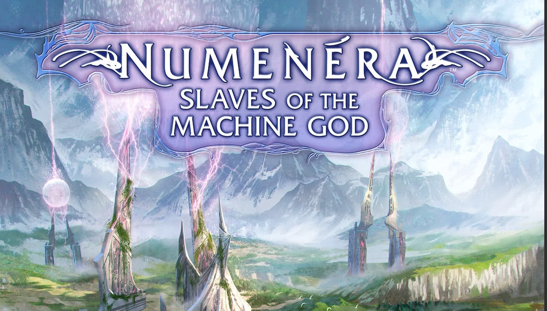 Slaves of the Machine God by Bruce R. Cordell (Preview Review)