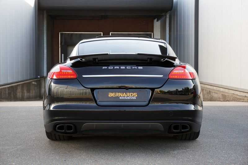 Porsche Panamera 4.8 Turbo *PCCB *Carbon afbeelding 15