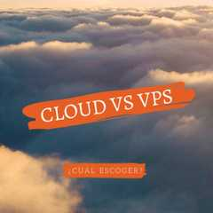 diferencias entre cloud y vps