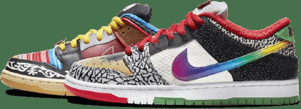 Nike x Paul Rodriguez SB Dunk Low
