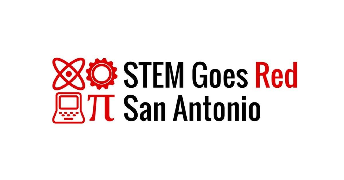 STEM Goes Red San Antonio