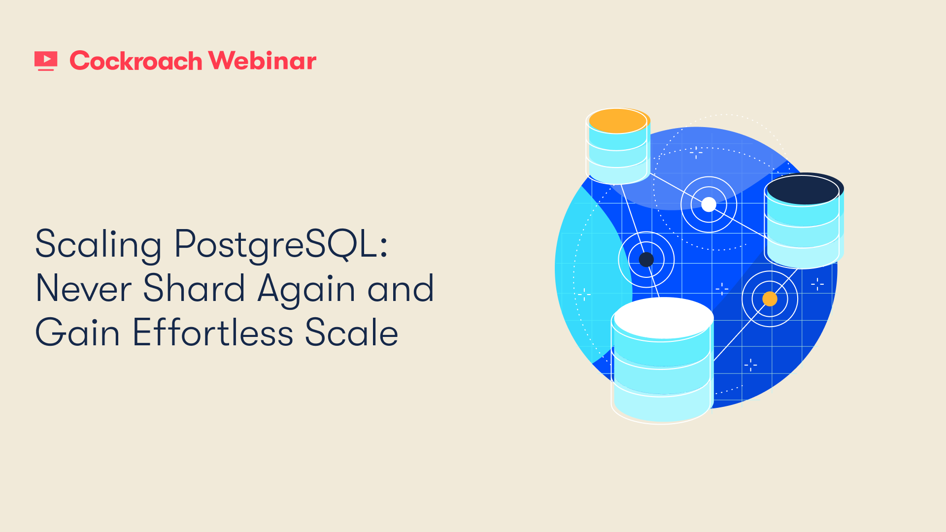 Scaling PostgreSQL: Never Shard Again and Gain Effortless Scale