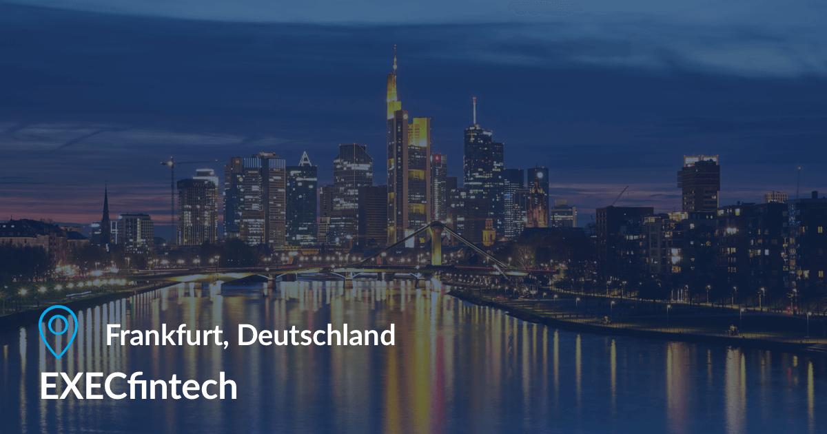 execfintech frankfurt