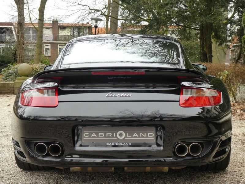 Porsche 911 3.6 Turbo afbeelding 15