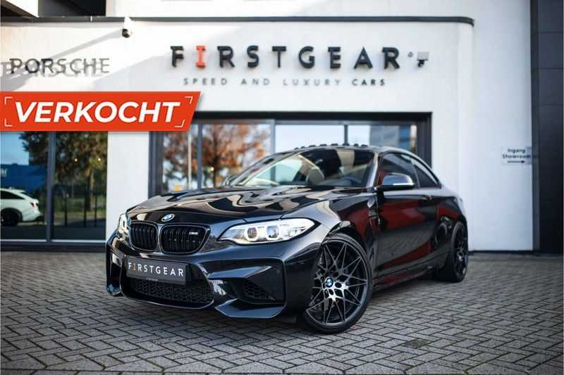 BMW M2 Coupé DCT *M-Performance uitlaat / LED stuur / H&K / Comp. velgen*