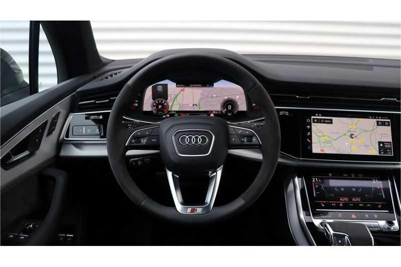Audi Q7 60 TFSI e quattro Competition Bang & Olufsen, Panoramadak, Ruitstiksel afbeelding 5